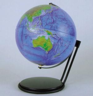 地球儀;中学生;表6