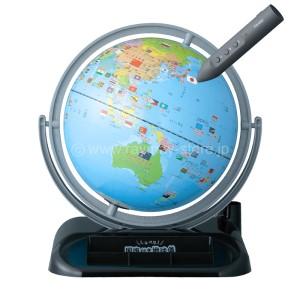 地球儀;小学生;表3
