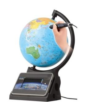 地球儀;小学生;表6