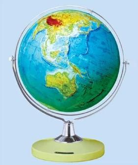 地球儀;中学生;表5