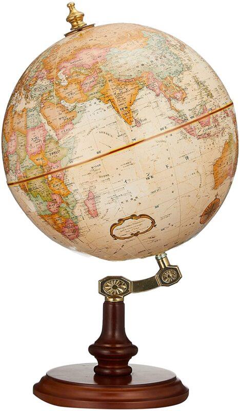 地球儀;リンカーン型;挿絵1