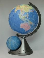 地球儀;大人;表4