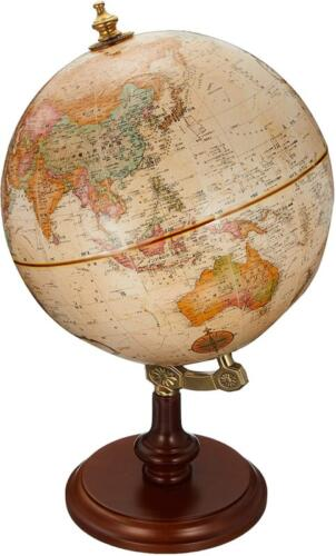 地球儀;リンカーン型;挿絵2
